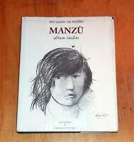 Manzu : album inedito - Eduardo De Filippo - FRANCA May, 1977