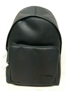 CALVIN KLEIN - 75025096 - Men's Backpack - BLACK Pebble PU