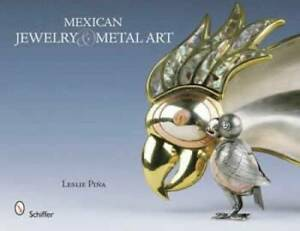 Vintage Mexican Jewelry ID$ Guide Sterling Silver Taxco