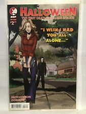 Halloween First Death of Laurie Strode #2 Cover A VF/NM 1st Print DDP Comics