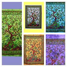Indian Hippie Poster Tapestry Bohemian Throw Home Decor Wholesale Lot Of 5 Pcs