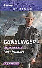 Gunslinger (Texas Rangers: Elite Troop)