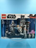 neuf jouet lego star wars 75229 death star escape