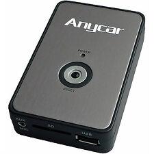 USB mp3 AUX adaptador audi a6 c5 a8 d2 8n TT cambiador de CD, interfaz SD 8/20pin ISO
