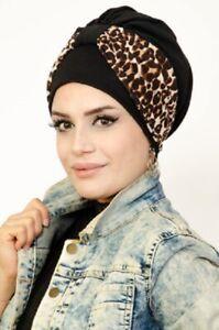 TT4752 Fertig Kopftuch  Hazir Türban Sal Tesettür Hijab Khimar