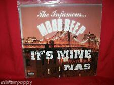 "MOBB DEEP feat NAS It's mine 12"" LP USA 1999 MINT-"