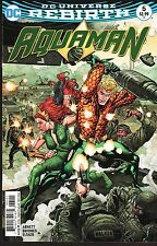 Aquaman No.5 / 2016 DC Universe Rebirth