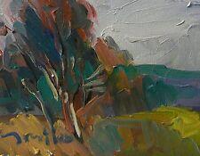 JOSE TRUJILLO MODERN Art ABSTRACT ORIGINAL Oil Painting DECOR IMPRESSIONISM