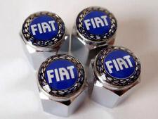 4 Stück Fiat Ventilkappen Albea,Barchetta,Brava,Bravo,Cinquecento,Croma,Multipla