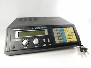 Realistic Radio Shack Pro-2004 Programmable Scanner AM/FM Receiver (works)