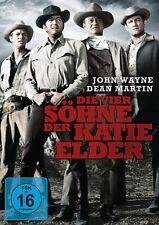 DVD DIE VIER SÖHNE DER KATIE ELDER # John Wayne, Dean Martin ++NEU