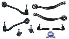 BMW X5 E53 2000-07 FRONT WISHBONE UPPER & LOWER ARMS + BALL JOINTS + TRACK ROD