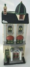 Dept 56 Heritage Village Christmas in the City Series Ritz Hotel #5973-0
