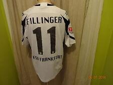 """FSV Frankfurt saller Matchworn Trikot 2011/12 """"HYUNDAI"""" + Nr.11 Fillinger Gr.M"""