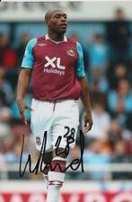 West Ham United Firmado Kyle Reid 6X4 Foto 1.