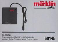 **Märklin 60145 Terminal für Märklin Central Station CS 2,CS 3 plus, Neu OVP**
