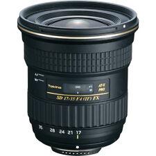 New Tokina 17-35mm f/4 Pro FX Lens - Nikon
