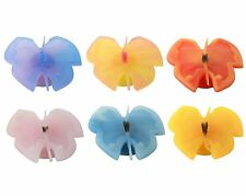 Charles Viancin Butterfly Wine Glass & Drink Markers /  Charms - Set of 6