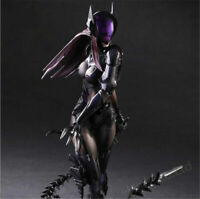 Play Arts Kai Catwoman TETSUYA NOMURA PVC Figure Model 25cm
