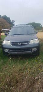 Wrecking 2004 Honda MDX
