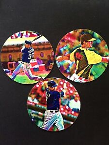 San Diego Padres magnets-Collectibles-(3)-Wil Myers, Eric Hosmer & Chase Headley