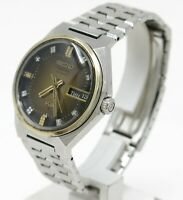 Orologio Seiko king varac ks 5619-7010 automatic watch rare seiko 5619 clock