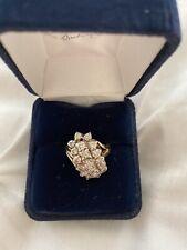 diamond ring used size 7