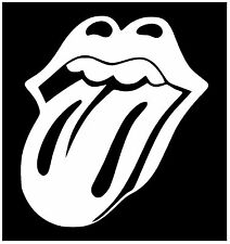 Rolling Stones Tongue Decal Vinyl Sticker For Window Car Truck Laptop Music Rock
