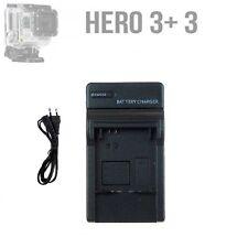 GoPro  HD HERO3+ Caricabatterie per casa e adattatore con presa EU  GoPro 4