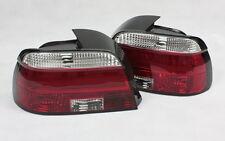 LED BAR RÜCKLEUCHTEN RÜCKLICHTER SATZ für BMW 5er E39 LIMOUSINE ROT KLAR MIT TÜV