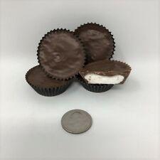 Boyer Mallo Cups Milk Chocolate Unwrapped bulk mallo cup 2 pounds