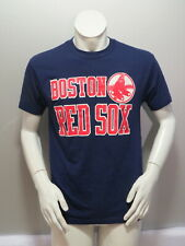 Boston Red Sox Shirt (VTG) - 1970s Thick Graphic - Men's Large