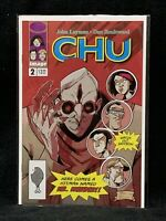 CHU #2/ Guillory Variant/ Limited To 500 Total Copies/ New Mutants #87 Homage