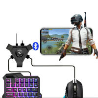 PUBG Mobile Game Gamepad Keyboard Mouse Controller Converter Adapter for Android