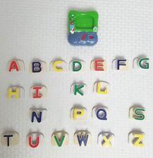 Leap Frog Fridge Phonics Magnetic Letters Reading Alphabet Upper Case Sing Teach