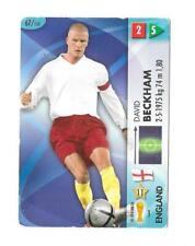 N°067 Carte Goaaal ! Angleterre Germany 2006 David Beckham