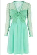 BNWT ☀️Coast ☀️Size 12 Serene Lace Jersey summer wedding Party dress (40 EU) New
