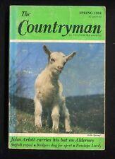 The Countryman Magazine: Spring 1984: Aldernay Farne Island: Coppice Cafi
