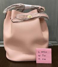 ELIZABETH ARDEN Light Pink TOTE BAG PURSE BUCKET STYLE NEW