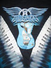 "Disney ""Rock 'n' Roller Coaster"" Starring Aerosmith (Sm) Tie-Dye T-Shirt"