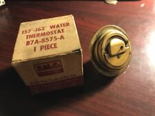 Ford FoMoCo WATER THERMOSTAT B7A-8575-A 157-162