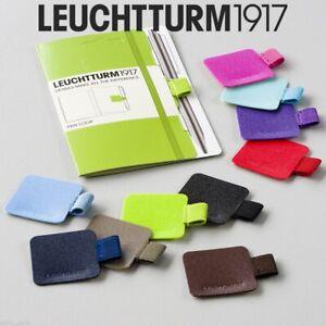 Leuchtturm 1917 Pen Loop / Pencil Holder for Notebooks - 27 Colours HIGH QUALITY