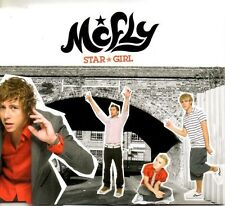 McFLY Star Girl  4 TRACK CD + POSTER  BRAND NEW - NOT SEALED