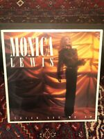 MONICA LEWIS / Never Let Me Go / Applause Records / FACTORY SEALED VINYL LP