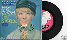 "PETULA CLARK - Amor Es Mi Cancion + 3, EP 7"" SPAIN 1967"
