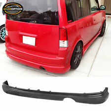 Fits 03-07 Scion xB Rear Bumper Lip Spoiler K-Style Pu (Fits: Scion xB)