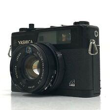Yashica Electro 35 GX Black 40mm f/1.7 rangefiner Filmkamera-SO ist
