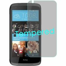 Real Tempered Ultra Clear HD Glass Screen Protector Cover For HTC Desire 520