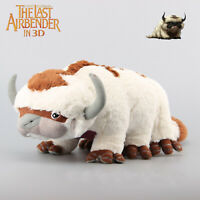 "20"" The Last Airbender Resource APPA Avatar Stuffed Animal Plush Doll Toy Teddy"
