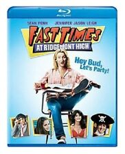 FAST TIMES AT RIDGEMONT HIGH NEW BLU RAY DISC FILM COMEDY SEAN PENN,NICOLAS CAGE
